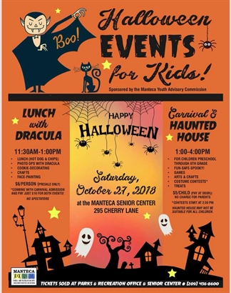 Halloween Events for Kids!