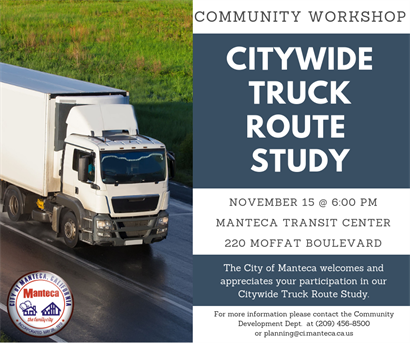 Citywide Truck Route Study