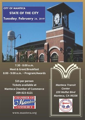 City of Manteca: State of the City